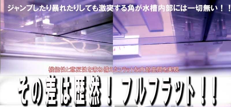特許水槽スターリング発表